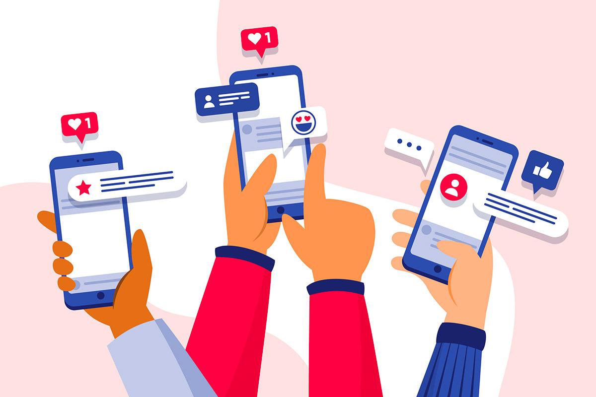 Être visible sur internet - Être présent sur les réseaux sociaux