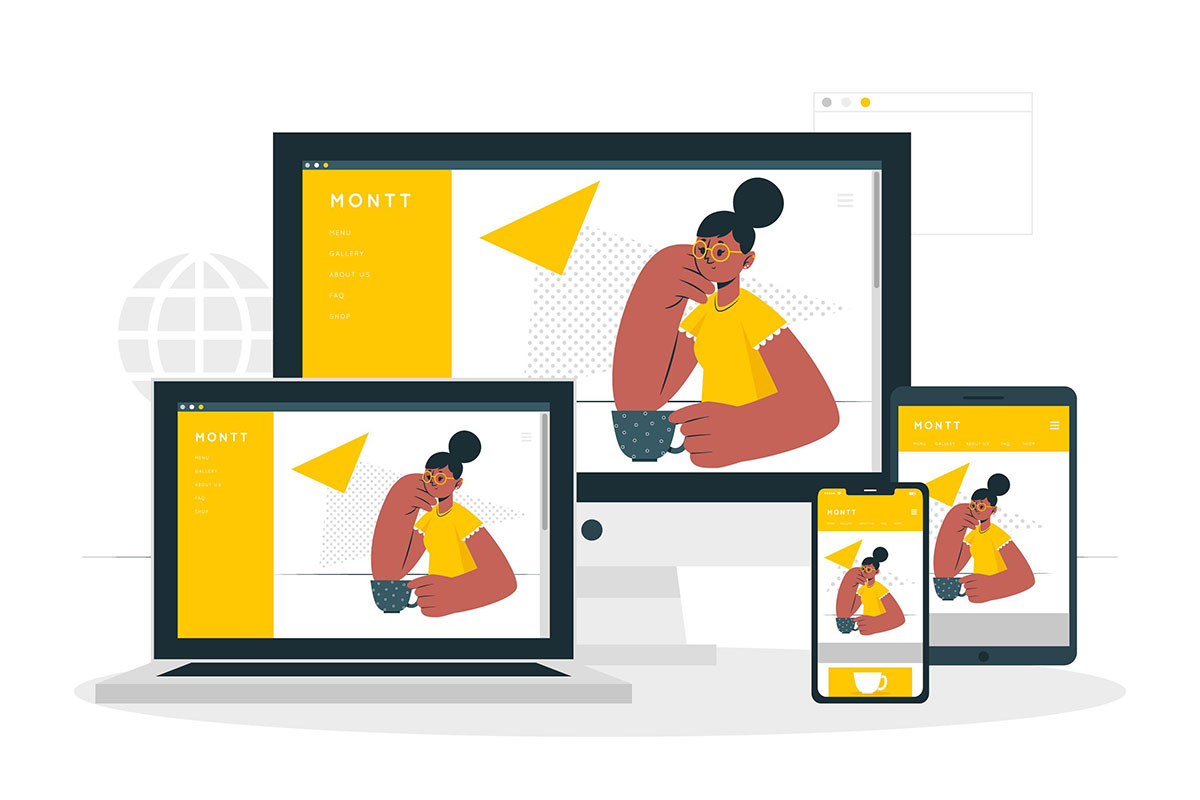 Mobile first & site internet responsive